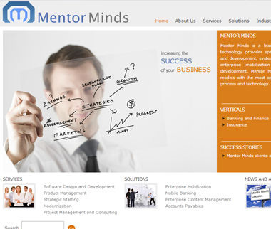 Mentor Minds company